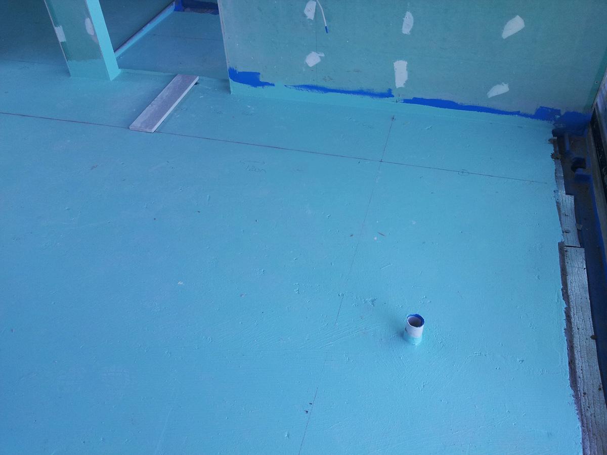 Interior Waterproofing